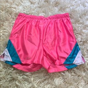 PUMA girls athletic shorts